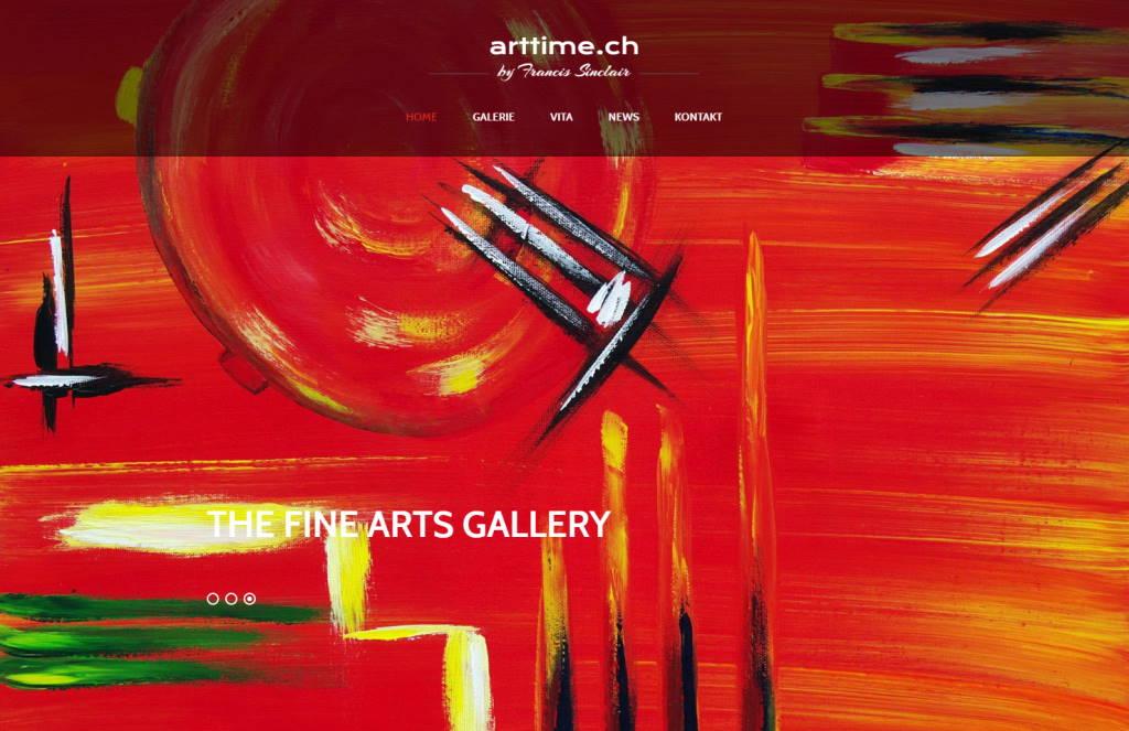 Wenn Künstler bei 60francs.ch auf Künstler treffen