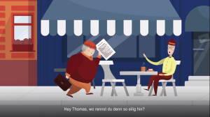 Explainervideo von 60francs.ch für Remax Wallisellen